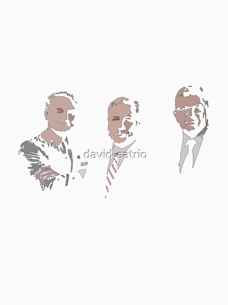 The Holy Trinity of F1 by david-satrio