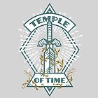 Temple of Time / Zelda by amandaflagg