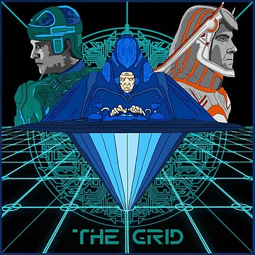 The Grid by occamslaser