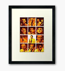 12 Angry Men Framed Print