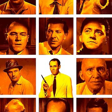 12 Angry Men by OmerNaor316
