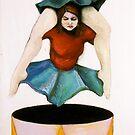 Taking On the Burden II by Amanda Burns-Elhassouni
