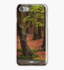 Moving Power of Spring iPhone Case/Skin