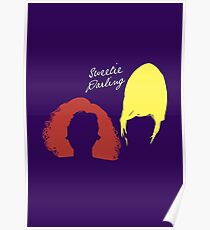 "The AbFab // ""Sweetie Darling"" Poster"