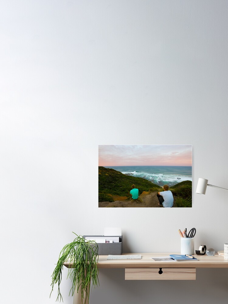 Alternative Ansicht von Surf Check Poster