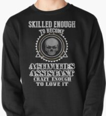 ACTIVITIES ASSISTANT BEST COLLECTION 2017 Pullover