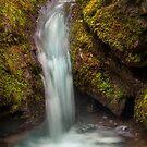 Tiny Waterfall by JennyRainbow