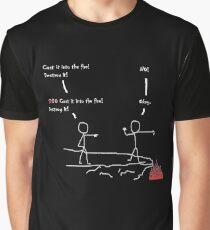LOTR SUDO Graphic T-Shirt