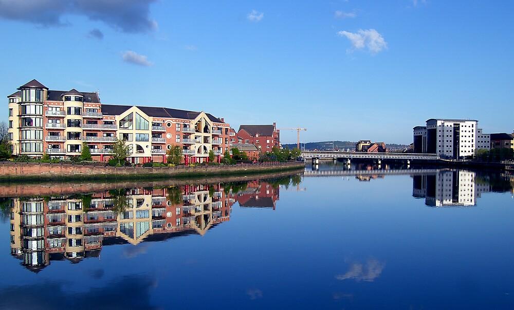 Belfast Docks (2) by SNAPPYDAVE