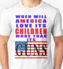 Gun Control Unisex T-Shirt