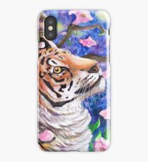 Tiger Blossoms  iPhone Case/Skin