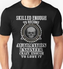 AUTOMATION ENGINEER BEST COLLECTION 2017 Unisex T-Shirt