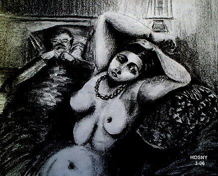DISREGARDING by Hosny Soliman