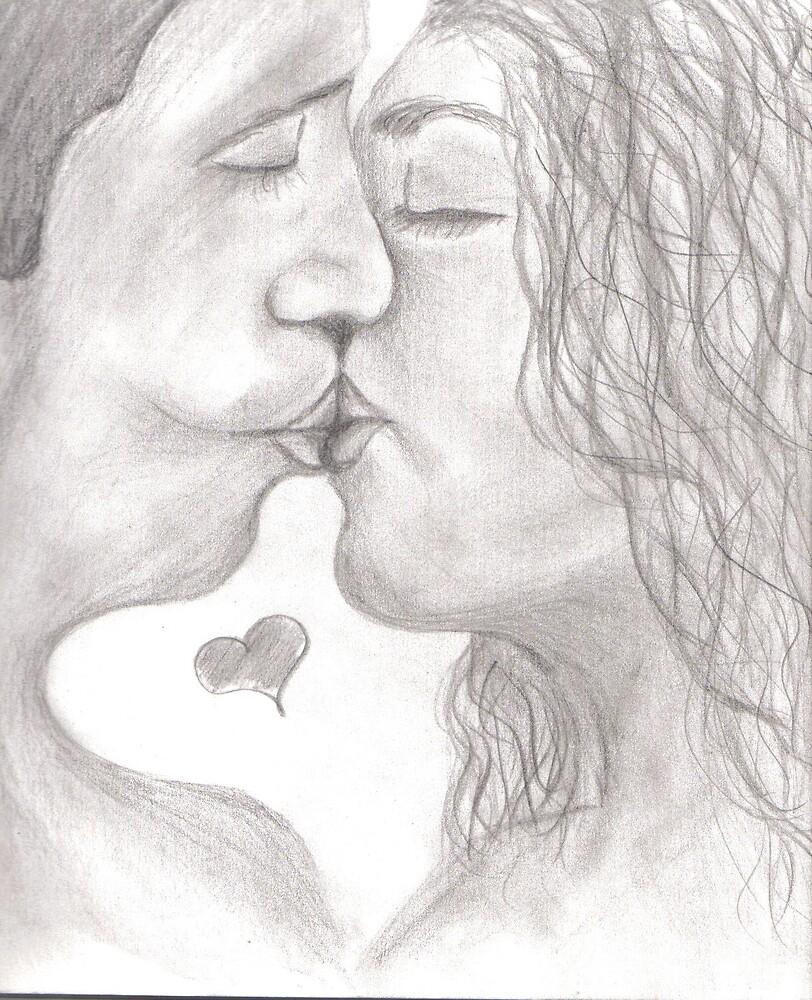 lovers by Ellaine Walker