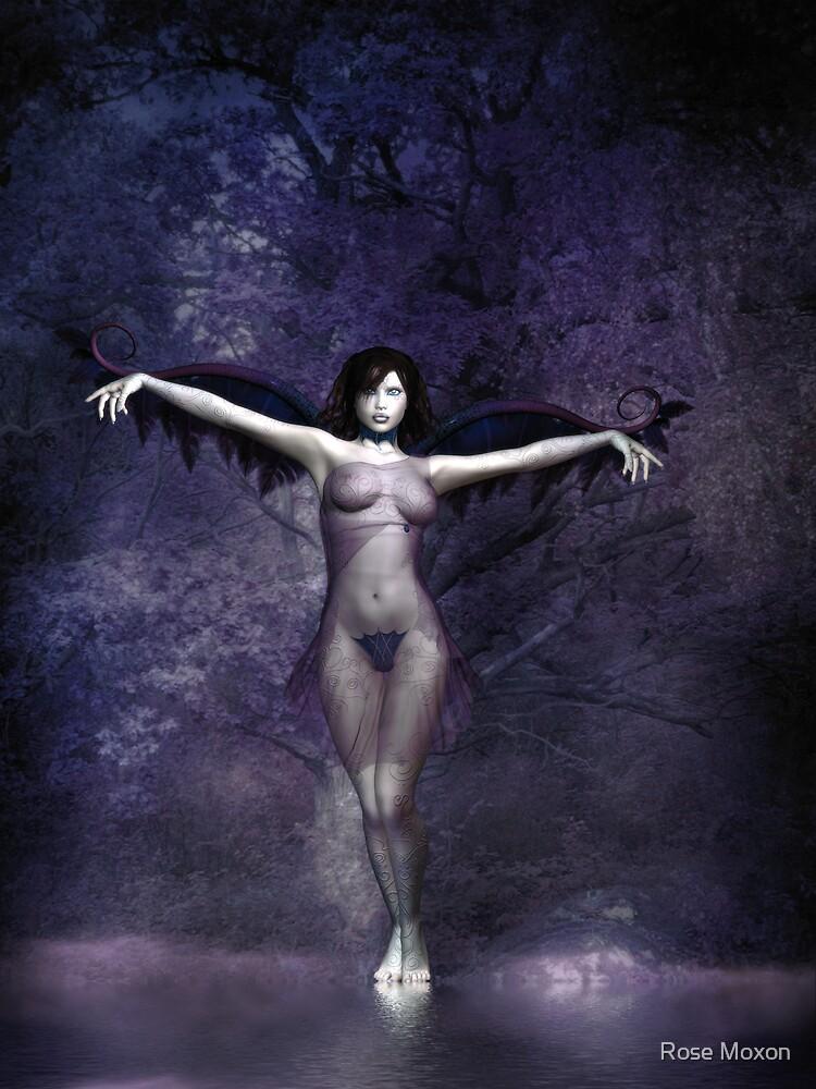 Rise, Angel by Rose Moxon