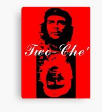 Two-Che' Canvas Print