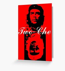 Two-Che' Greeting Card