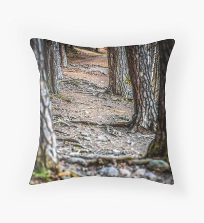 Rootway 2012 Throw Pillow
