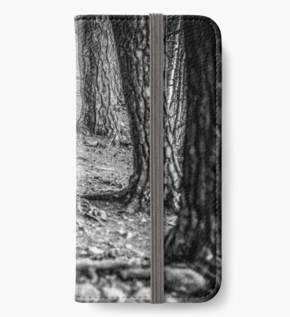 Rootway 2012 - black edition iPhone Wallet