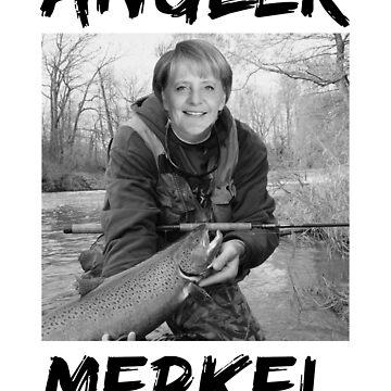 Angler Merkel by boothy