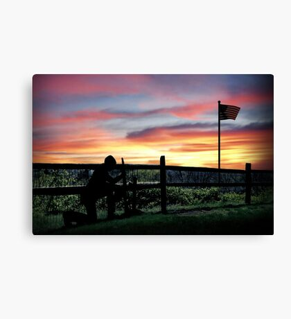 HONOR Canvas Print