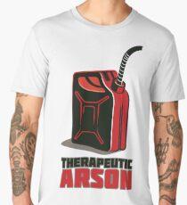 Therapeutic Arson Men's Premium T-Shirt