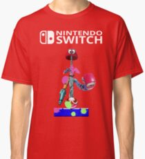 Nintendo Switch Games Combined Classic T-Shirt