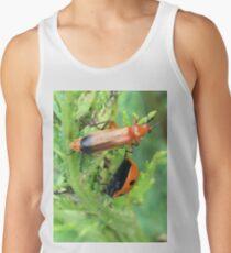 Soldier beetle Vs Ladybird Who Won? Tank Top