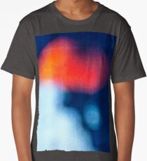 BLUR / burning ice Long T-Shirt