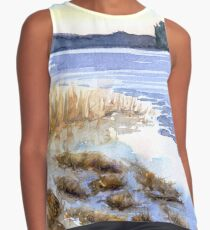 Evening in Karelia Contrast Tank