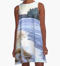 Evening in Karelia A-Line Dress
