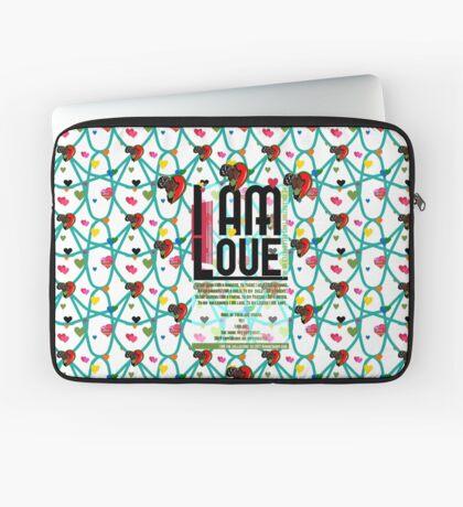 I am Love Laptop Sleeve