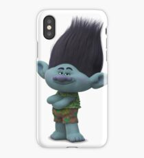 Branch from Dreamwork's Trolls iPhone Case/Skin