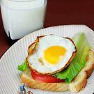 The Breakfast by Paul Ge