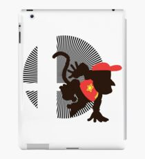 Diddy Kong - Sunset Shores iPad Case/Skin