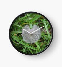 See-thru Mushroom Clock