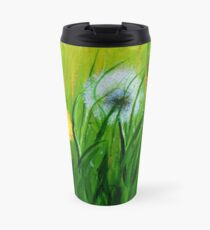 Dandelion Detail Travel Mug