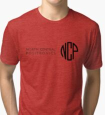 North Central Positronics Tri-blend T-Shirt