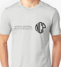 North Central Positronics Unisex T-Shirt