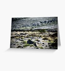 Ireland - The Burren Greeting Card
