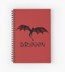 GoT - DROGON Spiral Notebook