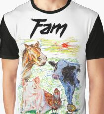 Fam Not Food Graphic T-Shirt