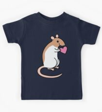 Sweet Ratty Valentine  Kids Clothes