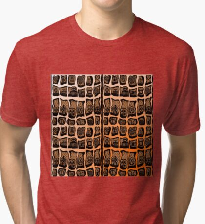 FIre Within  Tri-blend T-Shirt