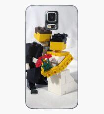 LEGO bride & groom Case/Skin for Samsung Galaxy