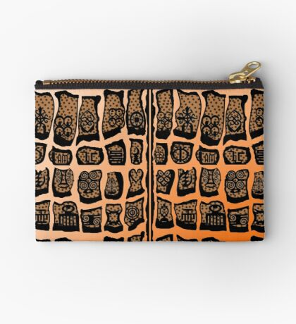 FIre Within  Studio Pouch