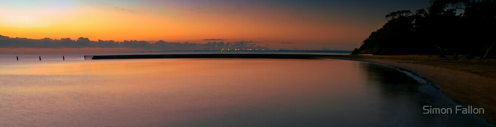 Dawn Serenity by Simon Fallon