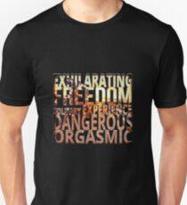 Freedom Rider Unisex T-Shirt