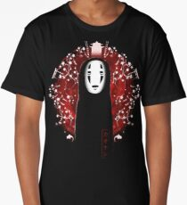 No Face Long T-Shirt
