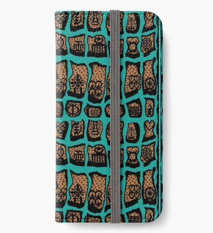 Wild Women Aint got no Blues iPhone Wallet